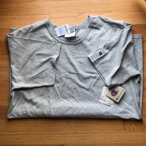 68010a44 Champion Shirts   Heritage Tee   Poshmark